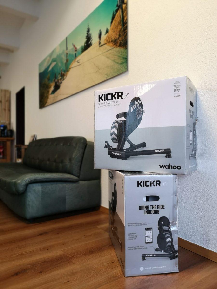 Wahoo Kickr Core zum Bestpreis