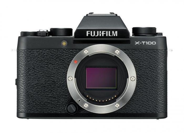 Fujifilm X-T100 Gehäuse schwarz