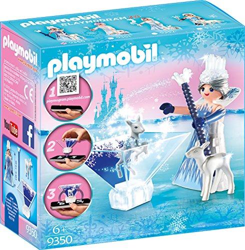 Playmobil Magic - Prinzessin Eiskristall (9350) für 4,27€ (Amazon Prime & Real)