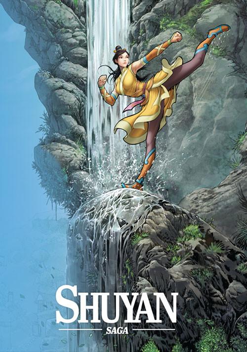 Shuyan Saga (PC) kostenlos (IndieGala)