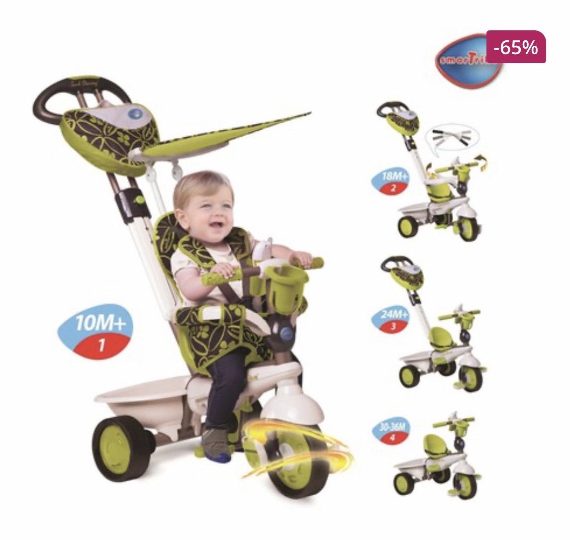 [Windeln.de] 30% auf ausgewählte Artikel, z.B. smarTrike Dream Touch Steering Kinderdreirad