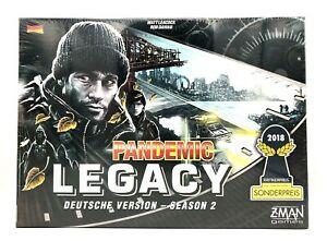 Brettspiel: Pandemic Legacy Season 2 für 39,90€
