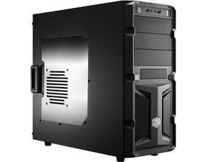 Olano@MeinPaket: PC-Gehäuse Cooler Master K350 schwarz