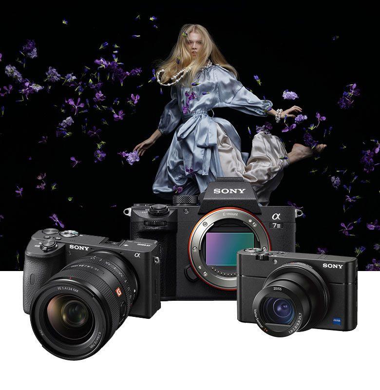 Gratis Zusatzakku + Capture One Pro 20 (Sony) zu ausgew. Sony-Kameras: z.B. Sony Cyber-shot DSC-HX90V (18.2MP, 30x Zoom, FHD-Video, GPS)