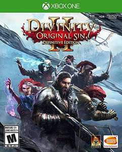 Divinity: Original Sin 2 - Definitive Edition [Xbox One und PS4]