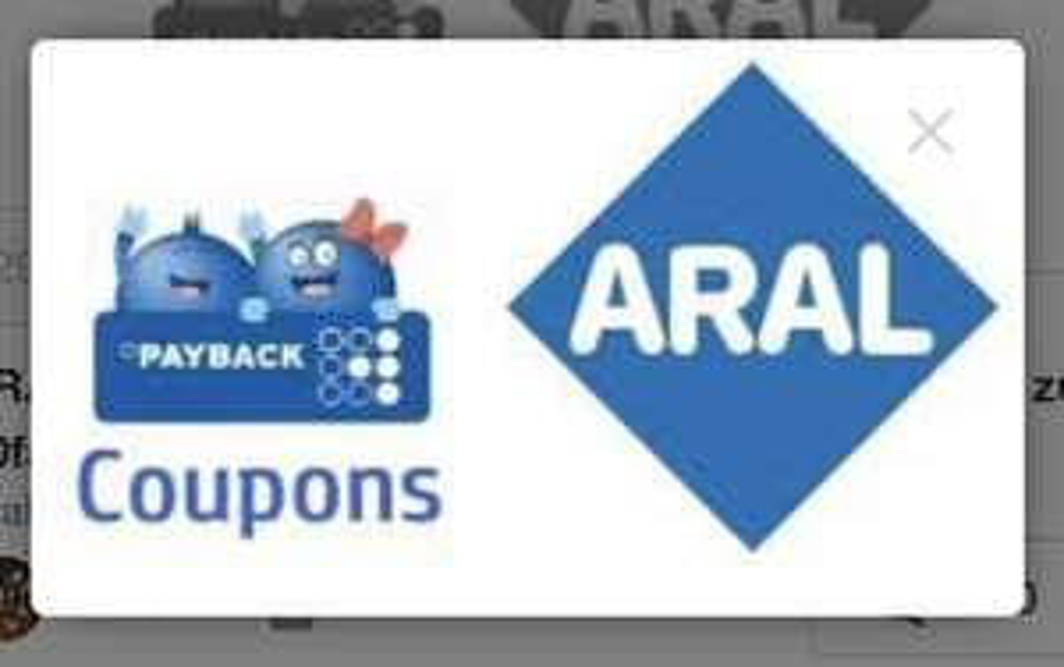 Aral Payback 7-Fach Coupon
