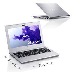 SONY VAIO T11 mit Intel® CoreTM i5-3317U Prozessor (Generalüberholt)