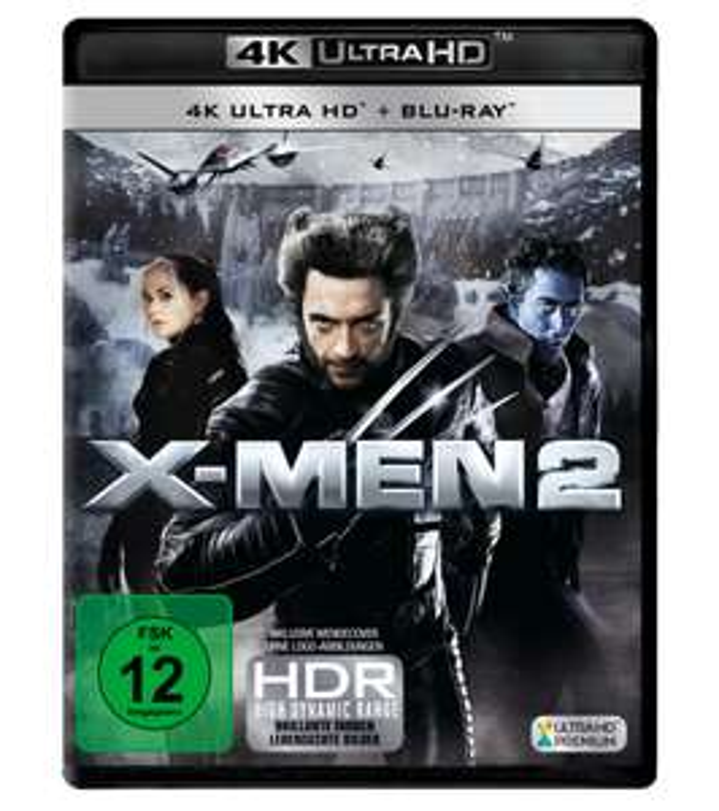 Saturn Weekend Deals XXL-Version, Tonies / Kinder-DVDs / 4K Ultra HD Blu-rays unter anderem mit X-Men 2