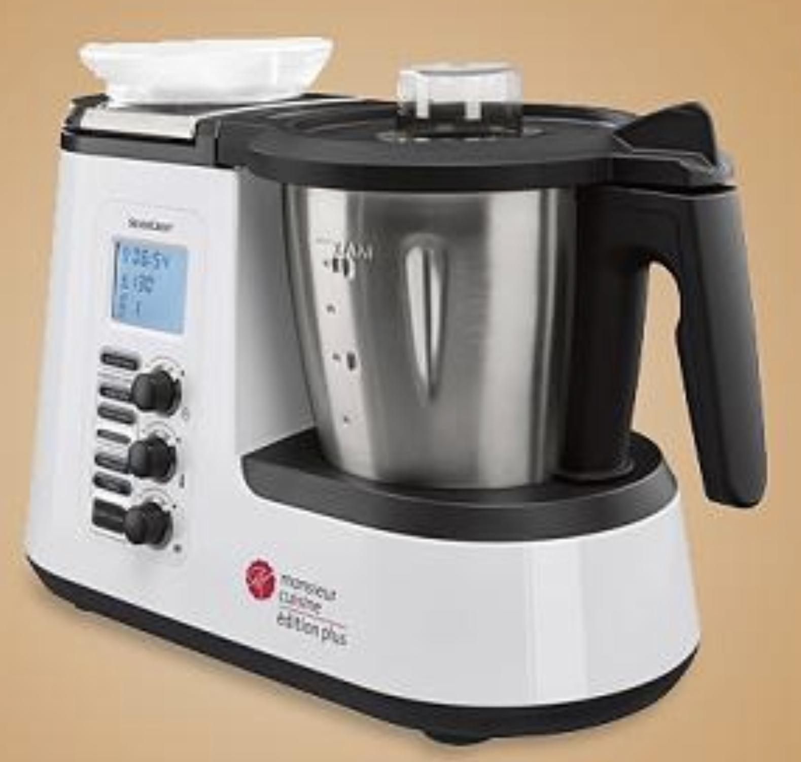 Lidl Küchenmaschine Monsieur Cuisine Édition Plus SKMK 1200 C3 für 149€ inkl. Versandkosten
