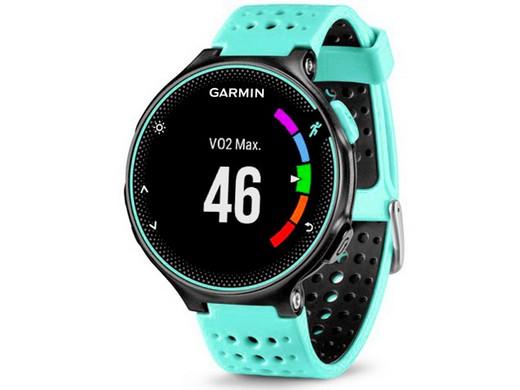"""Garmin GPS-Laufuhr """"Forerunner 235"""" (Herzfrequenzmessung am Handgelenk, Smart Notifications ) [iBOOD]"""