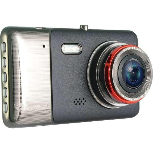 Navitel R800 Dash-Cam Verkehrssicherheit Full HD 170Grad Sichtwinkel Schwarz