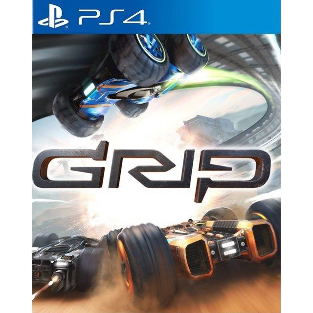 Grip: Combat Racing (PS4) 2 Stück für je 10,53€ (Play-Asia)