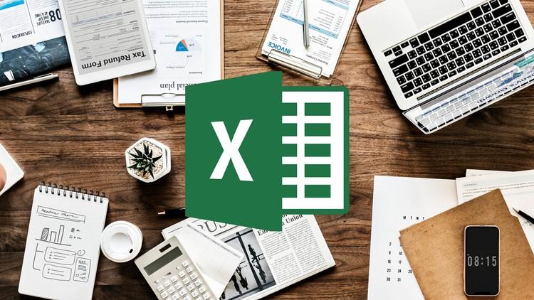 [UDEMY Kurs] Excel 2019 für Präsentationen, Pivot Tabellen & Druck