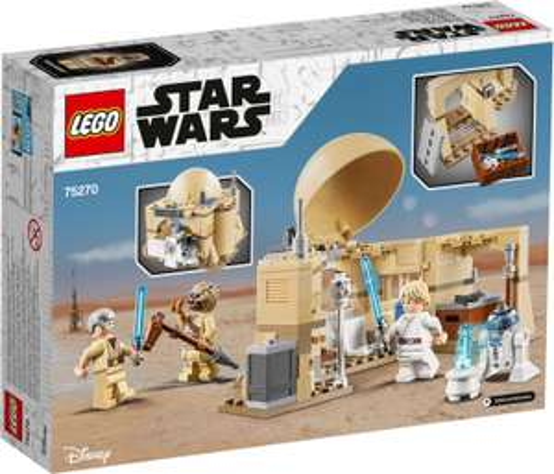 Lego Star Wars Obi Wans Hütte 75270