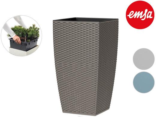 Emsa Casa Blumensäule (Mit Bewässerungssystem und Pflanzeinsatz) in 58cm für 19,95€, 66cm für 22,95€ + 5,95€ VSK [iBOOD]