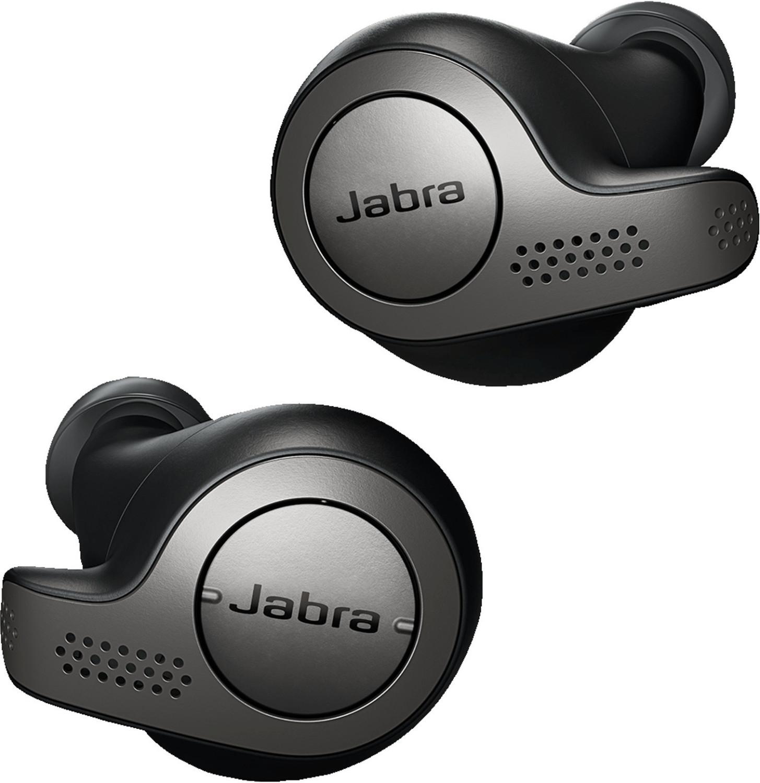 Jabra Elite 65t Alexa-Fähige Kabellose Bluetooth Kopfhörer schwarz für 89,99€ inkl. Versandkosten