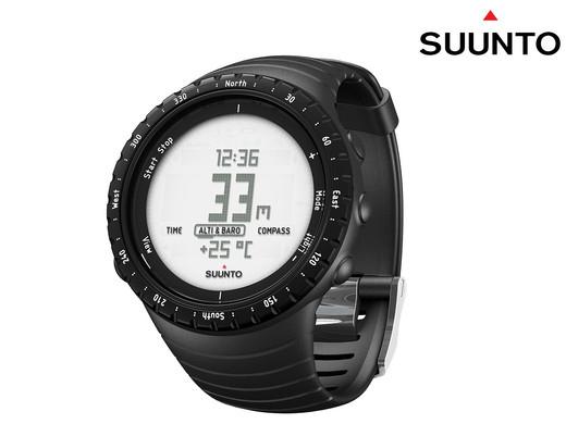 Suunto Core Outdoor-Uhr (Wetterfunktionen, Kompass, Höhenmesser und Barometer) [iBOOD]