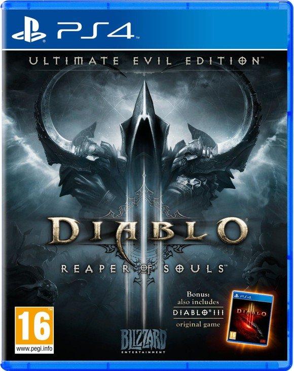 Diablo III: Reaper of Souls - Ultimate Evil Edition (PS4) (Coolshop)