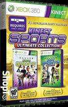 (UK) Kinect Sports Ultimate Double Pack - Season 1 & 2 [2 Disks] für 25.66€ @ shopto