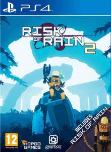 Risk of Rain 2 (PS4) für 18,78€ (Amazon ES)