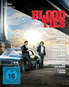 Blood Ties - Limited Edition Steelbook (Blu-ray) für 4,99€ (Müller Abholung)