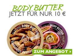 [online] Sale bei The Body Shop, bis zu 50%