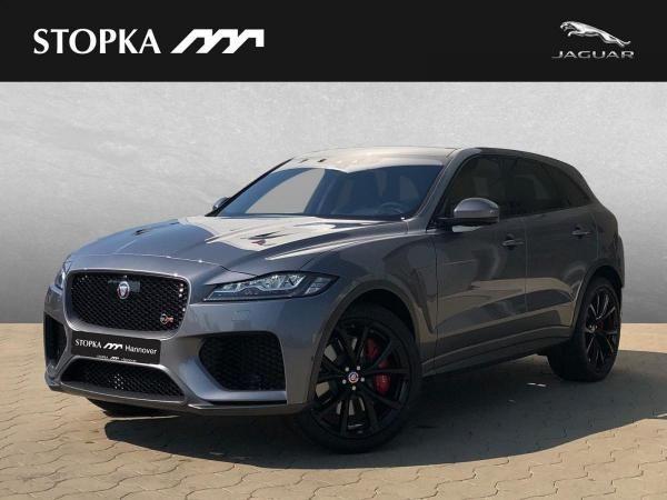 [Privatleasing und Gewerbeleasing] Jaguar F-Pace SVR 5.0 V8 (550 PS), 619€ Netto ( 737€ Brutto)/Monat, LP 119.000€, LF 0,61, inkl. Wartung