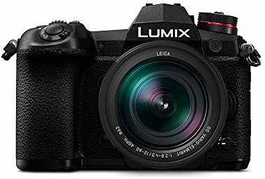 Panasonic Lumix DC-G9 Systemkamera für 886.23€ / mit Objektiv DG Vario Elmarit 12-60mm Leica 2.8-4.0 ASPH für 1327.24€ (Amazon UK)