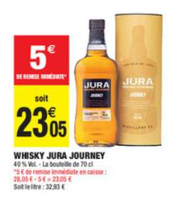 Carrefour Market Frankreich: Isle of Jura Journey