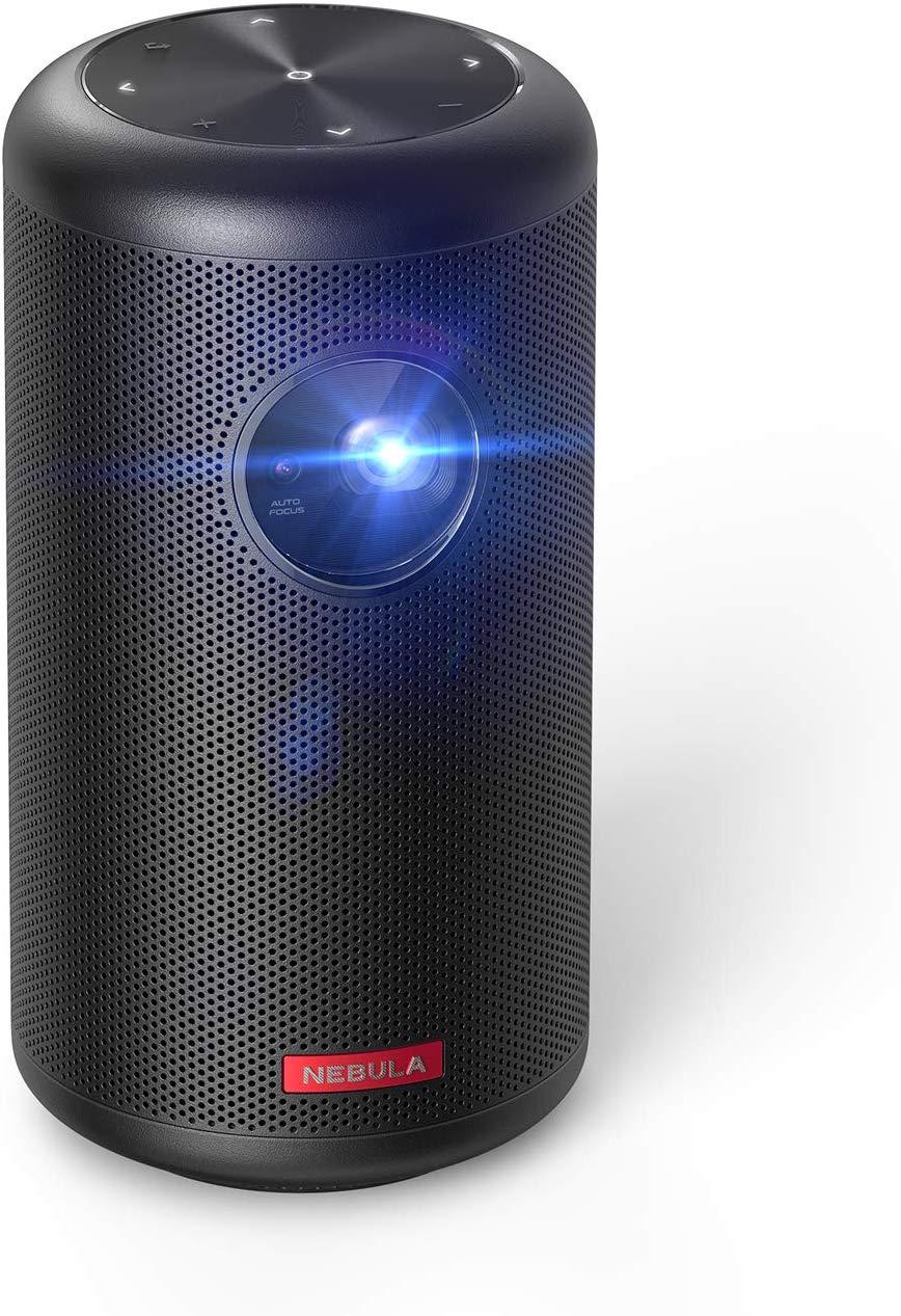 Nebula Capsule II Smart Mini Projector, by Anker - amazon.co.uk