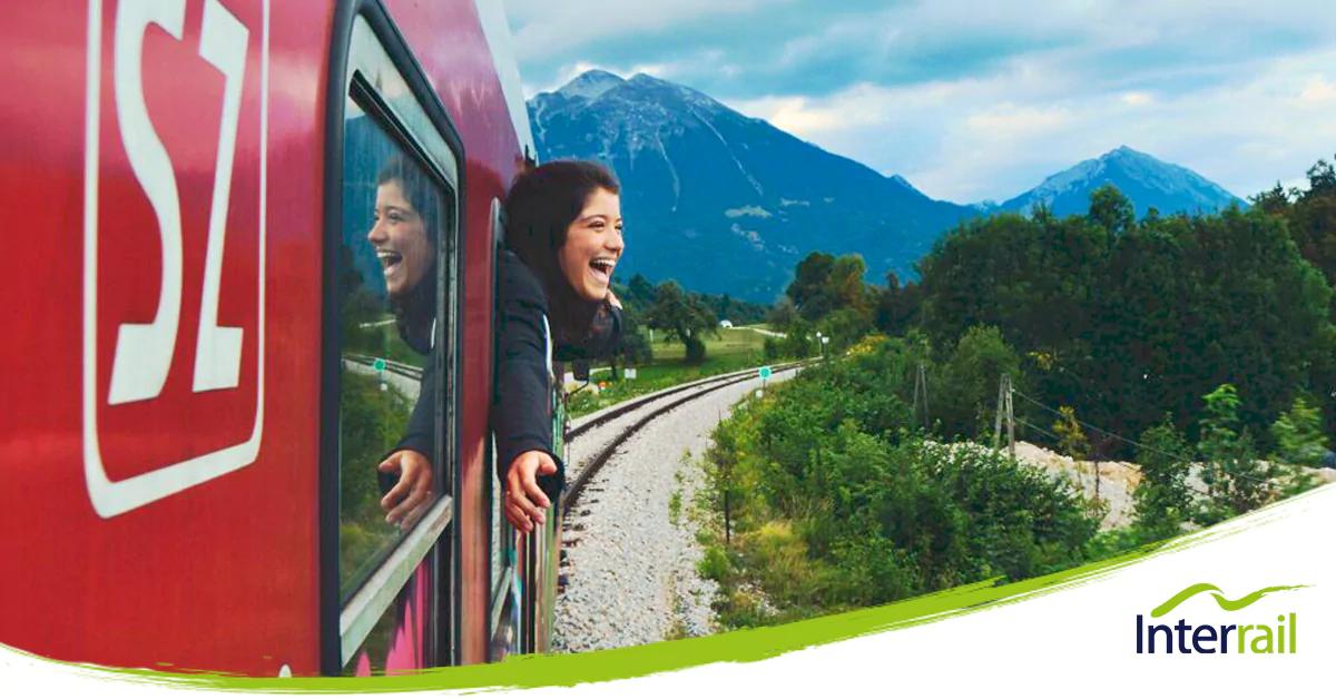 10% Rabatt auf Interrail Pässe
