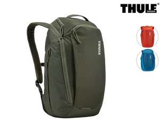 "Thule Rucksack ""EnRoute Backpack"" (23 L, 47 x 30 x 24 cm, Gefüttertes Laptopfach, Gepolstertes und atmungsaktives Rückenteil) [iBOOD]"
