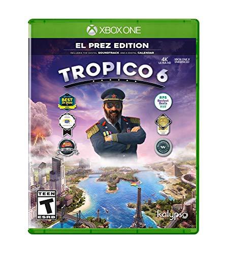 Tropico 6 (Xbox One) für 22,80€ (Amazon US)