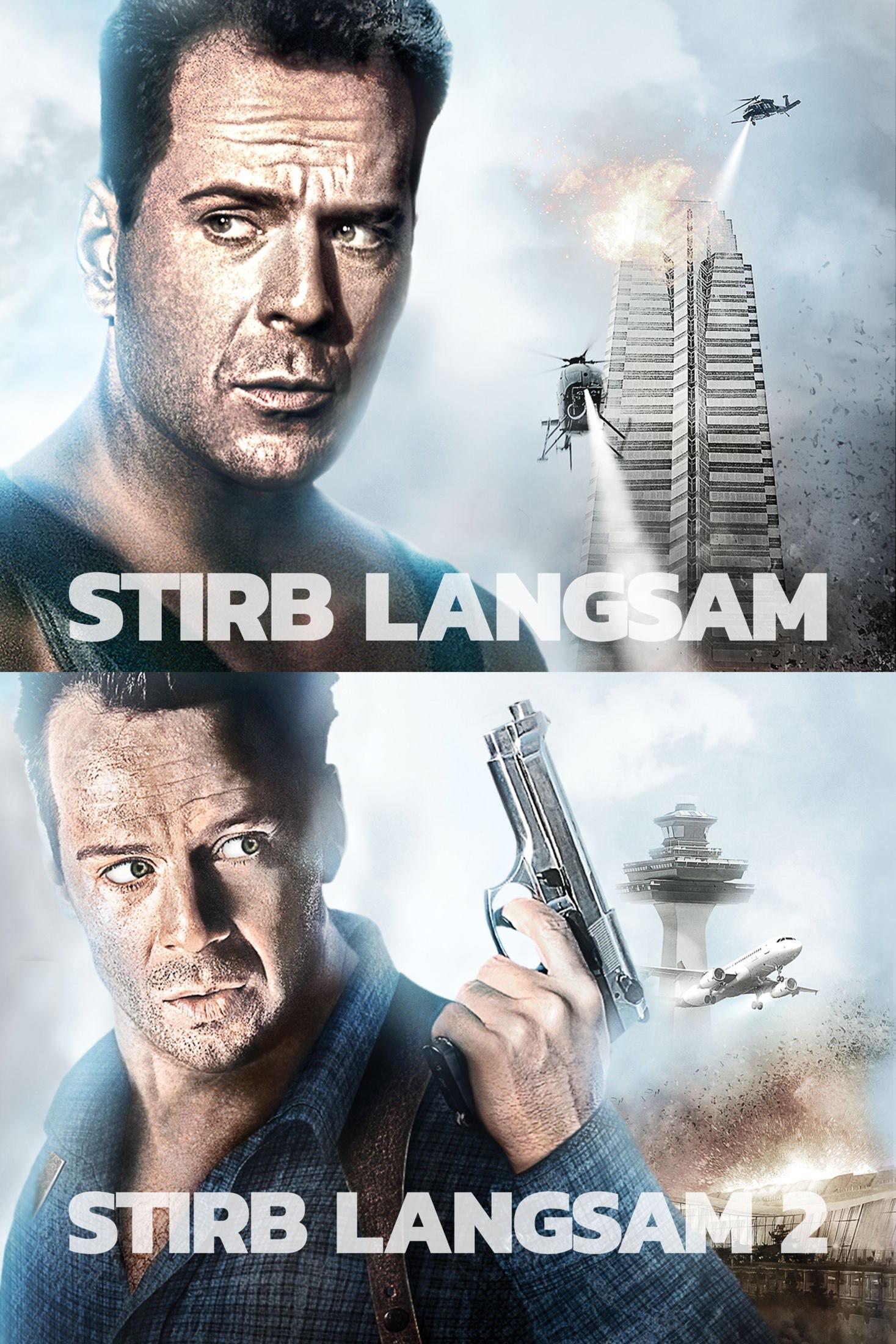 [iTunes] Stirb Langsam 1 & 2 - 4K, HDR, Extras