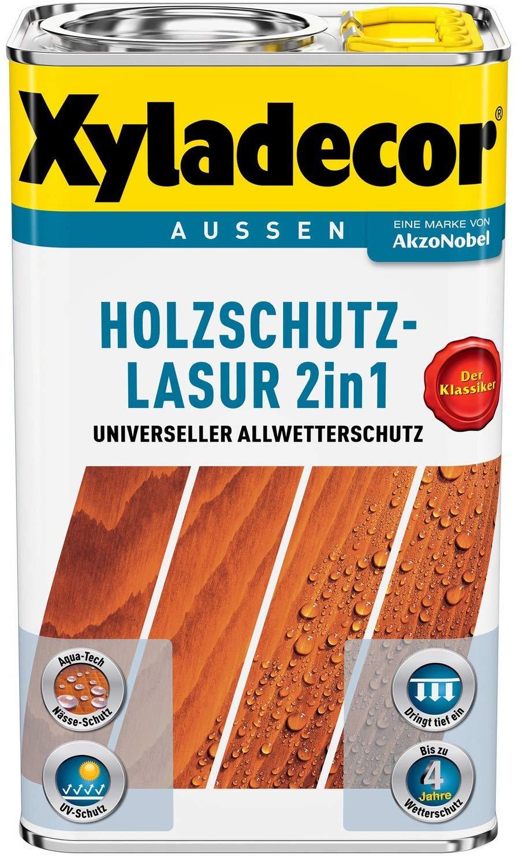 Xyladecor Holzschutzlasur 2in1 5l