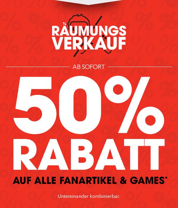 [Lokal] Gamestop Ludwigshafen Rathaus-Center - 50% auf Alle Games und Fan Artikel!