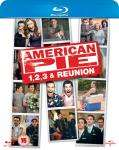 American Pie 1-4 [Blu-ray] bei zavvi.com für ca. 18,35€ (UK-Import)
