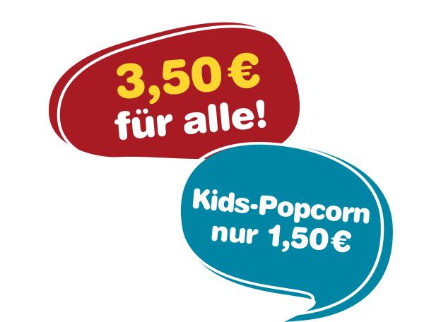 """[Cinestar] Mein erster Kinobesuch: """"Das kleine Gespenst"""" - Kino für pro Person 3,50€"""