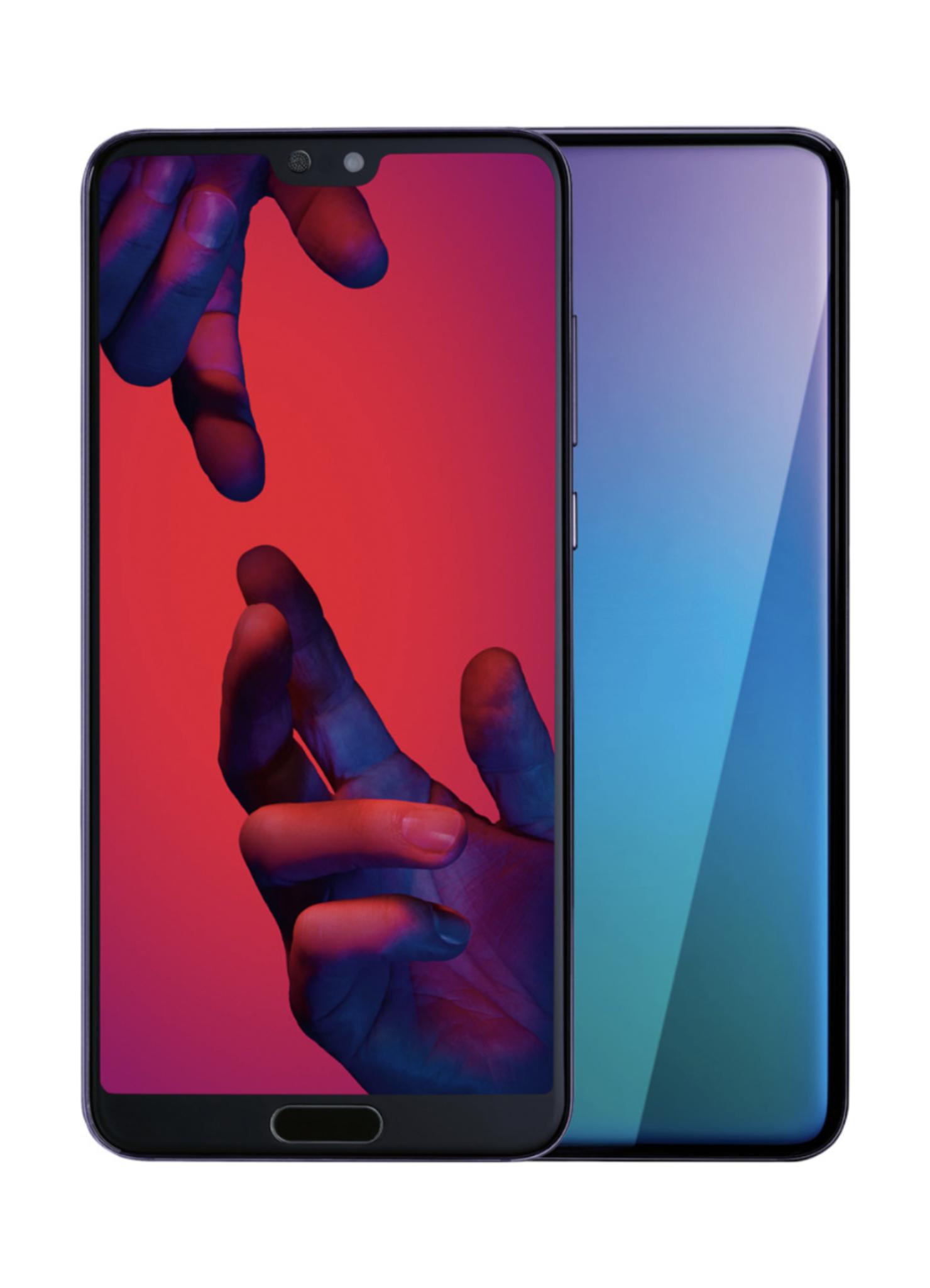 [asgoodasnew] Huawei P20 Pro 128GB Twilight Smartphone Dual-Sim Neuware