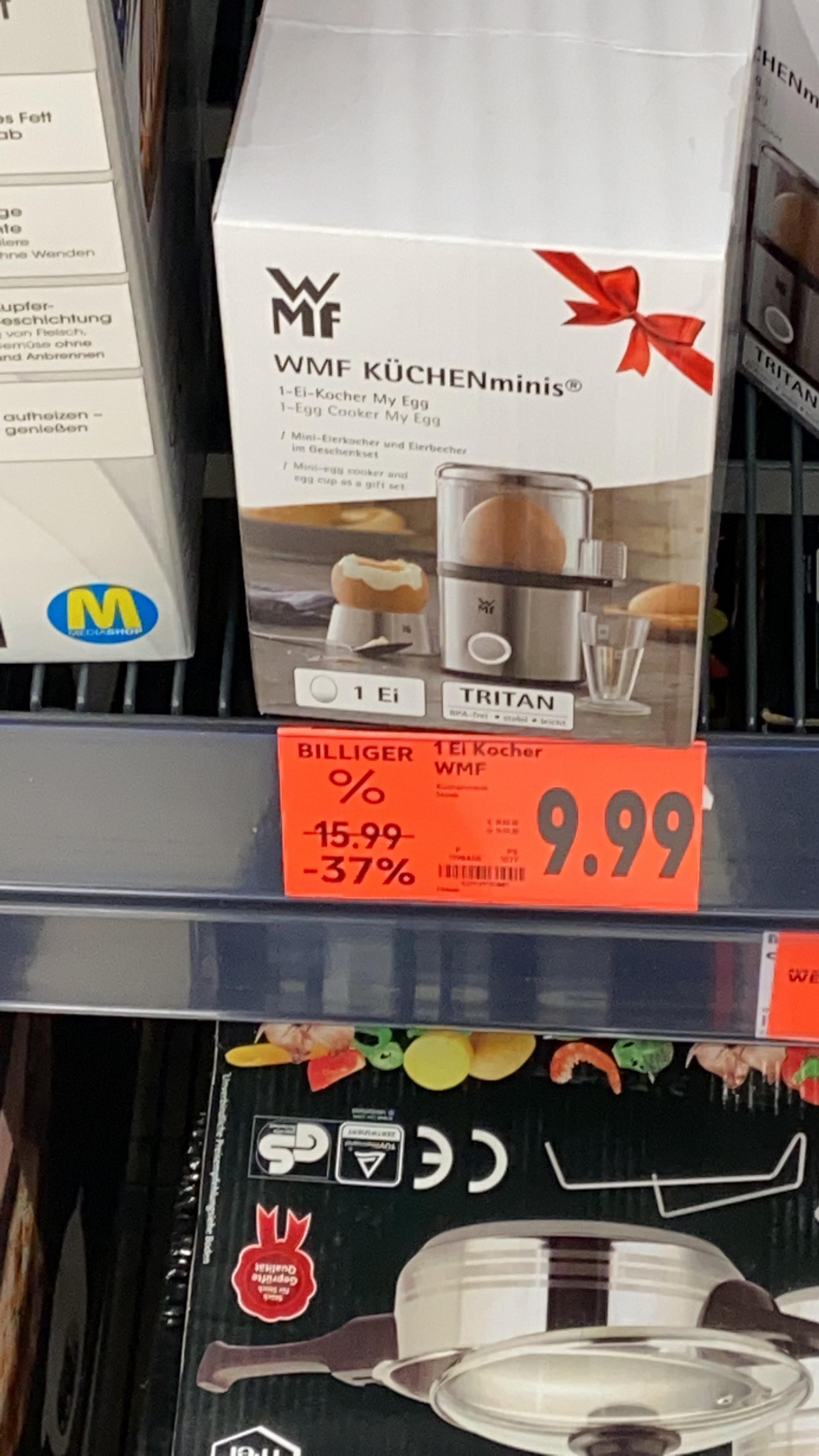 WMF KITcHENminis 1-Ei-Kocher