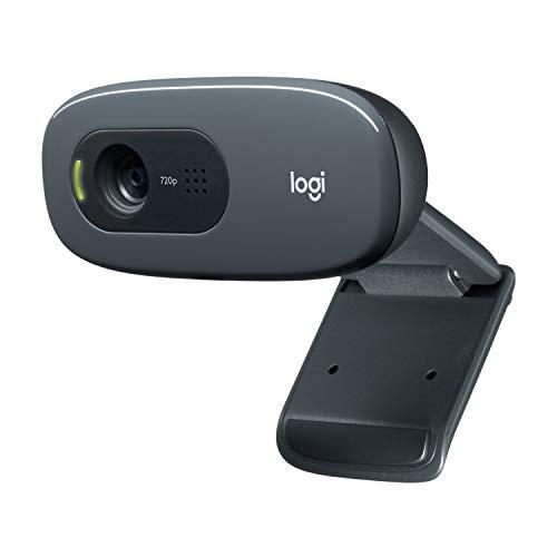 Logitech C270 HD - Webcam für Videokonferenzen mit Breitbild Amazon Prime