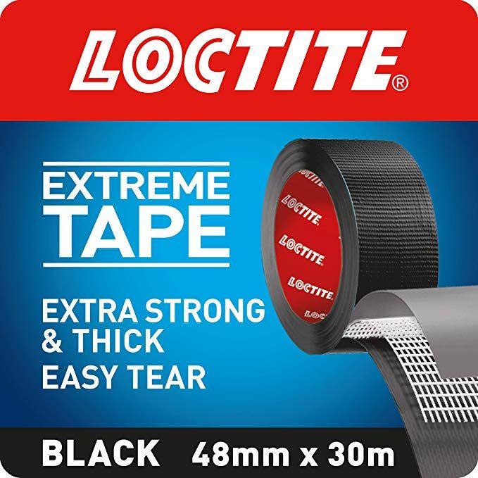 Loctite Extreme Tape Klebeband Panzerband 48mmx30m @Amazon