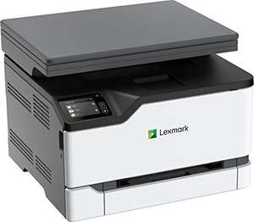 Lexmark MC3224DWE 3-in-1 Farblaser-Multifunktionsgerät (Drucker, Kopierer, Scanner, WLAN, LAN, 22 S/Min, beidseitiger Druck, Touchscreen