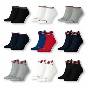 (eBay) 8 Paar Tommy Hilfiger Herren Iconic Sports Sneaker