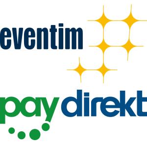 Eventim: 10€ Rabatt bei Zahlung mit paydirekt (30€ MBW) bis 14.04.2020