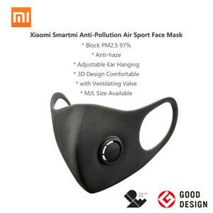 Xiaomi Smartmi Anti-Pollution Air Face Mask Block Respirators PM2.5 Anti-haze
