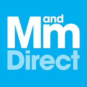 (MandM direct + Shoop) Bis zu 15% Cashback + 10€ Shoop.de-Gutschein