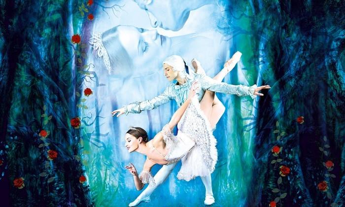 """Das Ballett """"Dornröschen"""" Klassisches Moskauer Ballett im März & April in 25 Städten, PK1 für 31,02€ oder PK2 für 26,78€ mit Code BLUETE"""