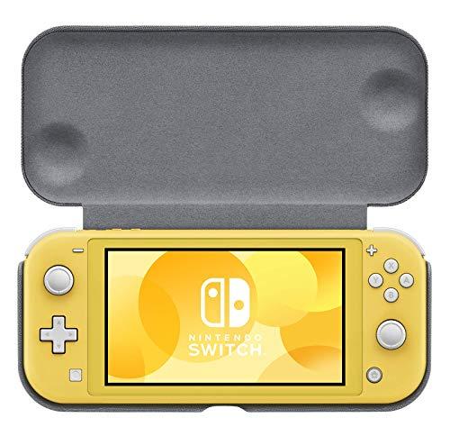 [Amazon] Switch Lite Klapphülle und -Schutzfolie - original Nintendo