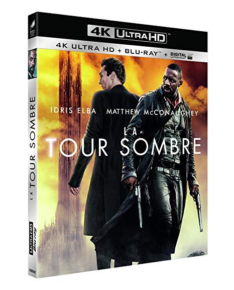 Der Dunkle Turm (4K Blu-ray + Blu-ray) für 10,76€ (Amazon)